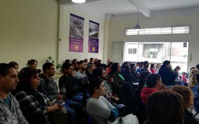 Más de 100 cooperativistas en Talleres