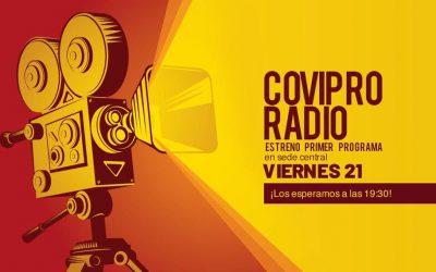 El regreso de Covipro Radio está más cerca que nunca