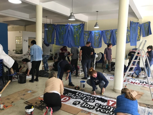 Comienza semana de movilizaciones #CoviproSeMueve
